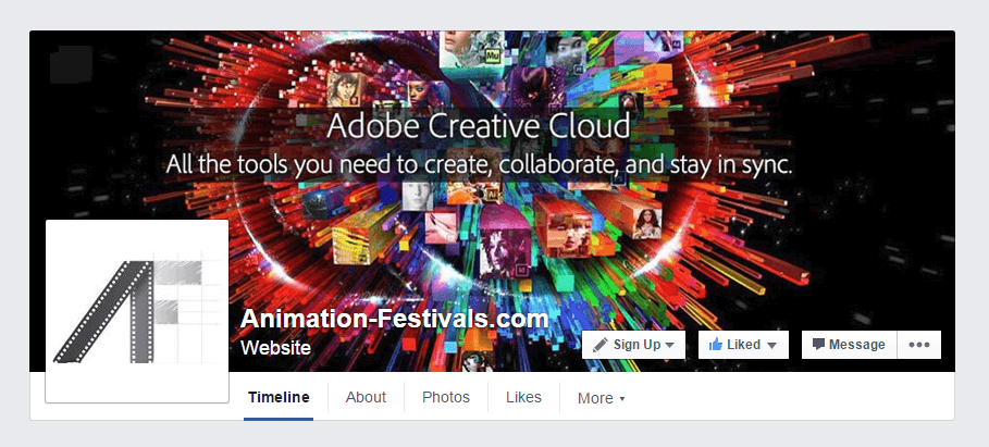 Facebook Cover Image Example